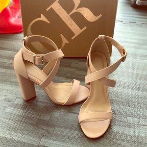 Size 6 scrappy heel